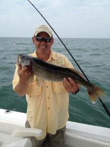 Steve Cooper of Team Fish Whisperer